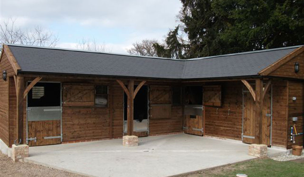 Bespoke Stables Gallery Levade Systems